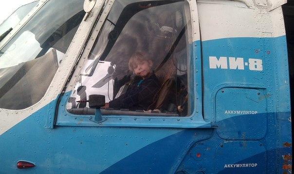 Ваня летит в Вологду. В Великоустюжской ЦРБ  лечить его не сочли нужным.