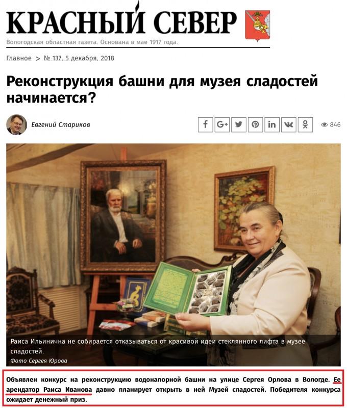 Водонапорная башня в Вологде и Раиса Иванова (3).PNG