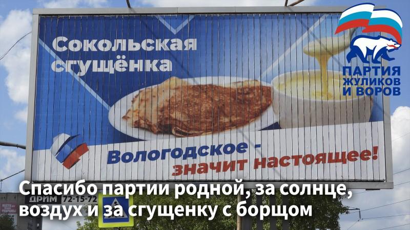 Единая Россия партия жуликов и воров.jpg